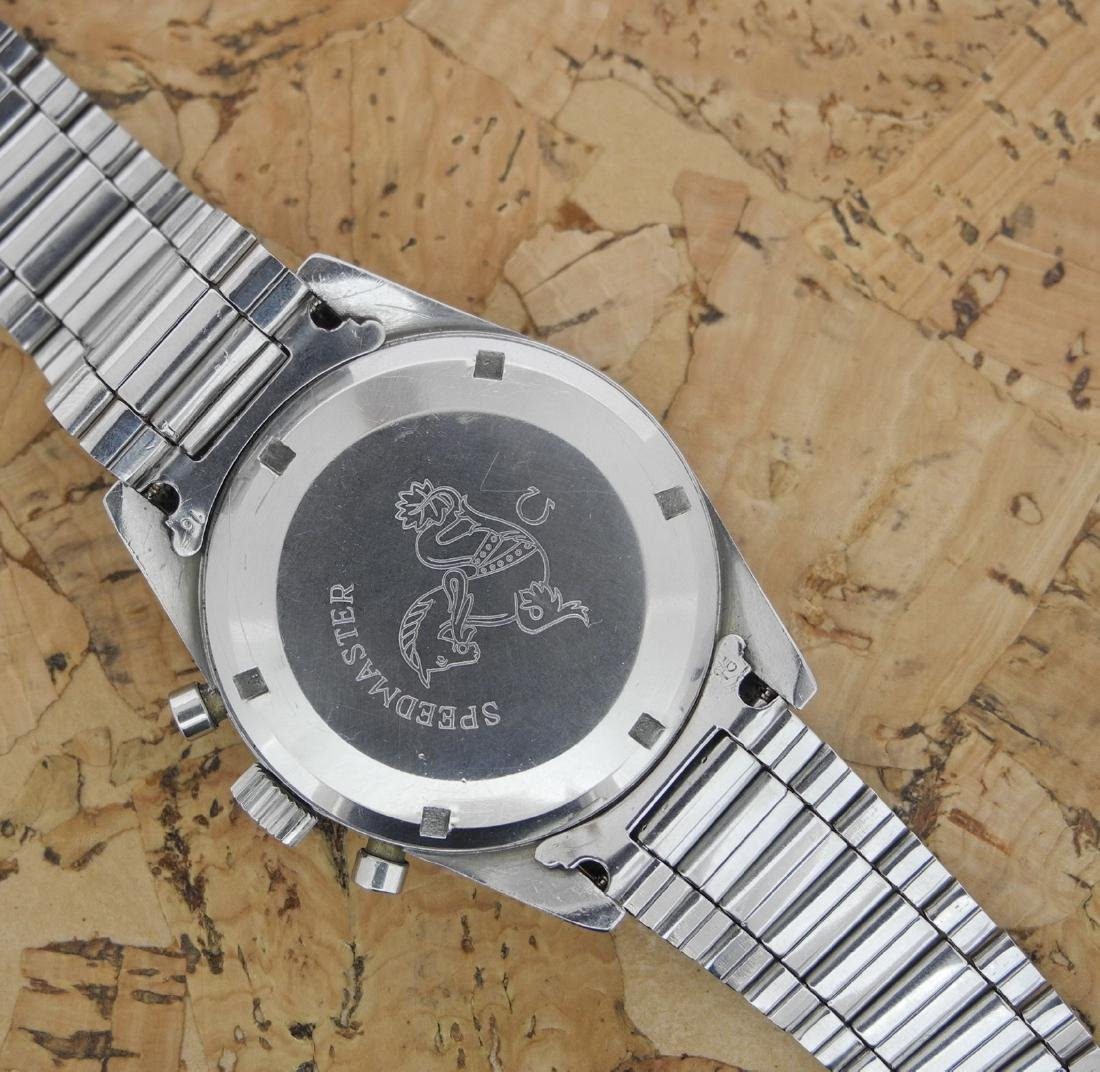 Omega Speedmaster 2998-4 Manual 321 Caliber on Bracelet - 5