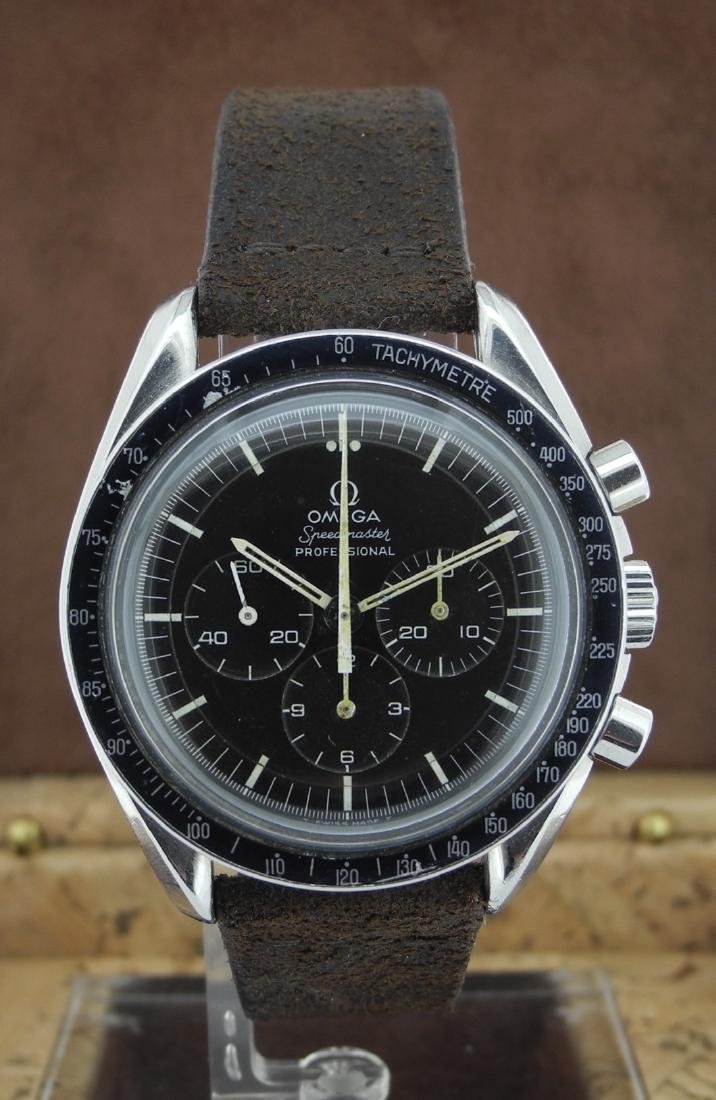 Omega Speedmaster Professional 145.022 with Brown Dial