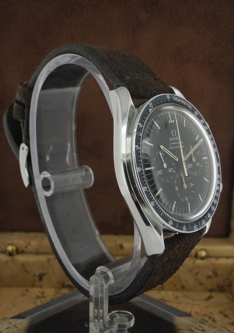 Omega Speedmaster Professional 145.022 with Brown Dial - 3