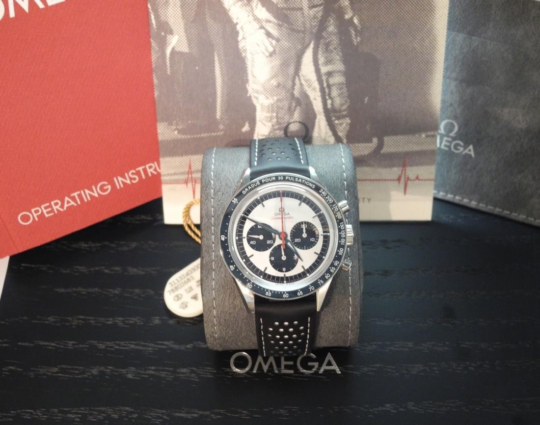 "Omega Speedmaster ""CK 2998"" Limited Edition"