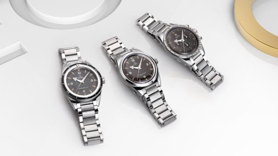 The Omega 1957 Trilogy Limited Edition Complete Set - 3
