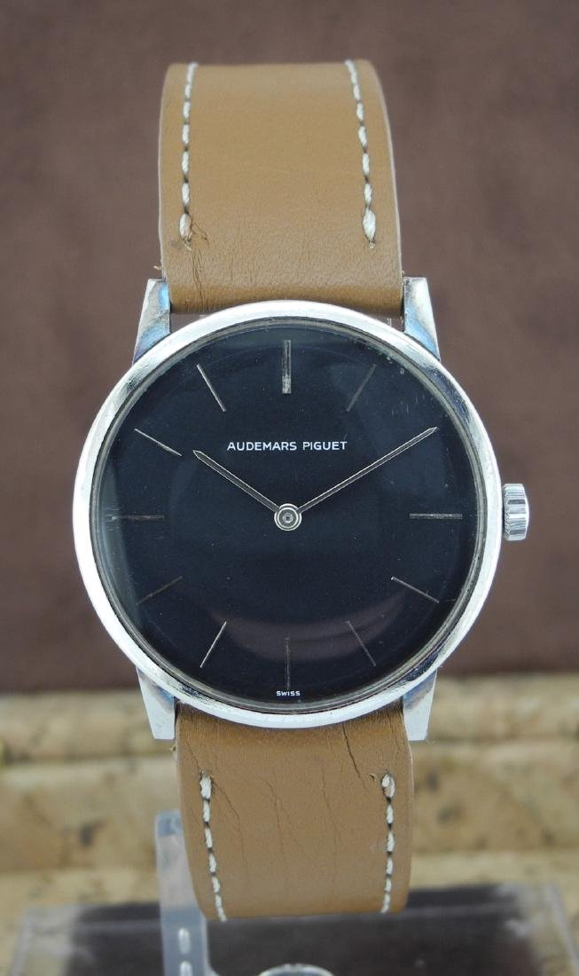 Audemars Piguet Only Time Automatic on Leather Strap