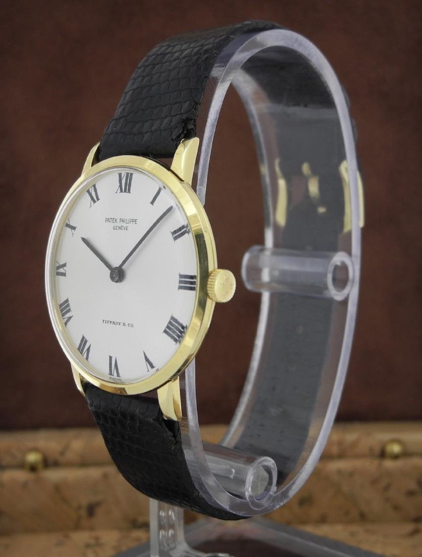 Patek Philippe Only Time with Tiffany & Co Dial - 2
