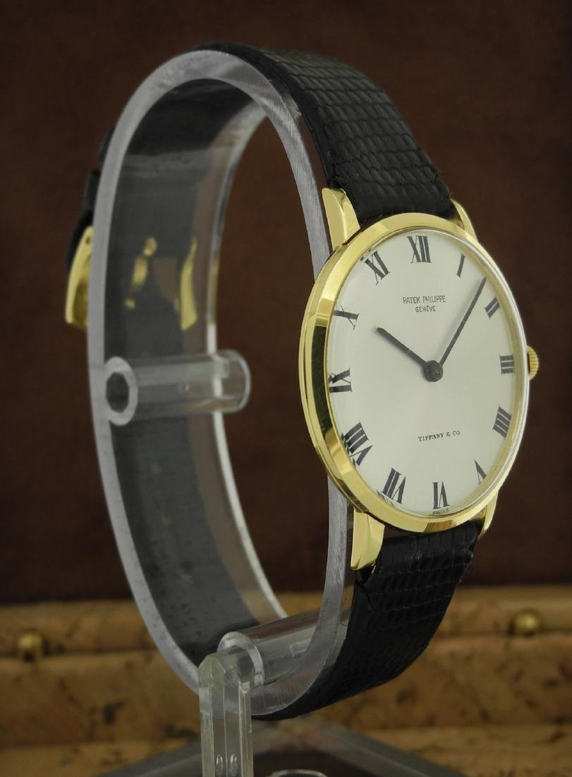 Patek Philippe Only Time with Tiffany & Co Dial - 3