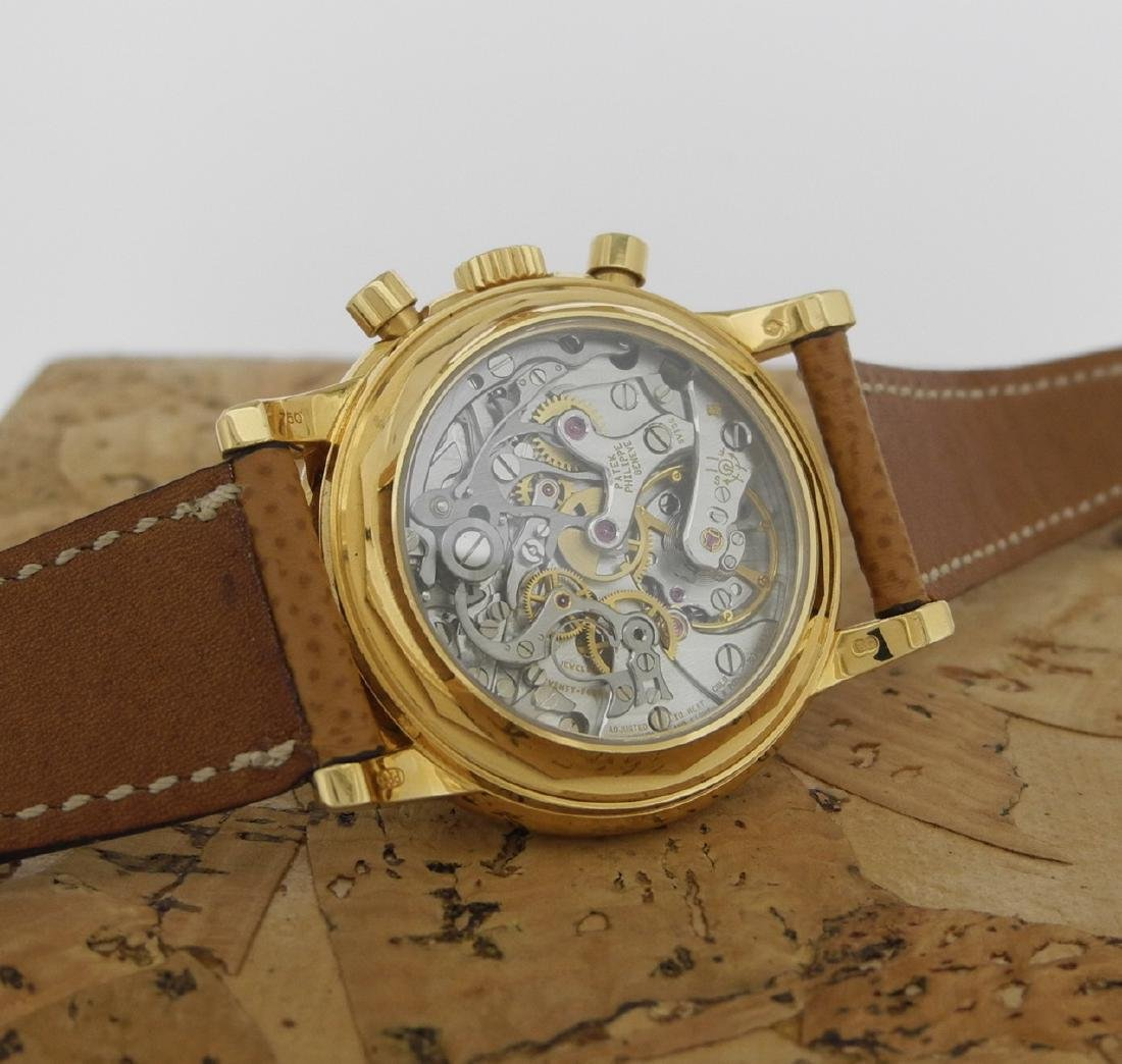 Patek Philippe 3970 Perpetual Chronograph with Extract - 4