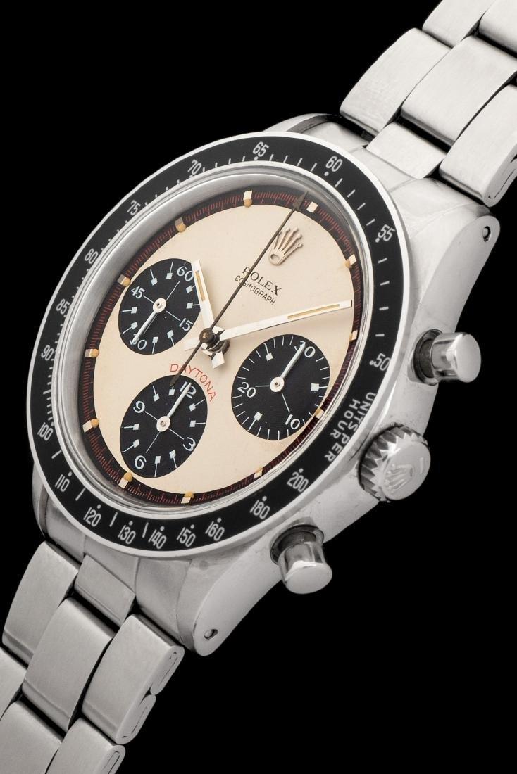 """Rolex Daytona 6241 """"Paul Newman Panda"""" - 2"""