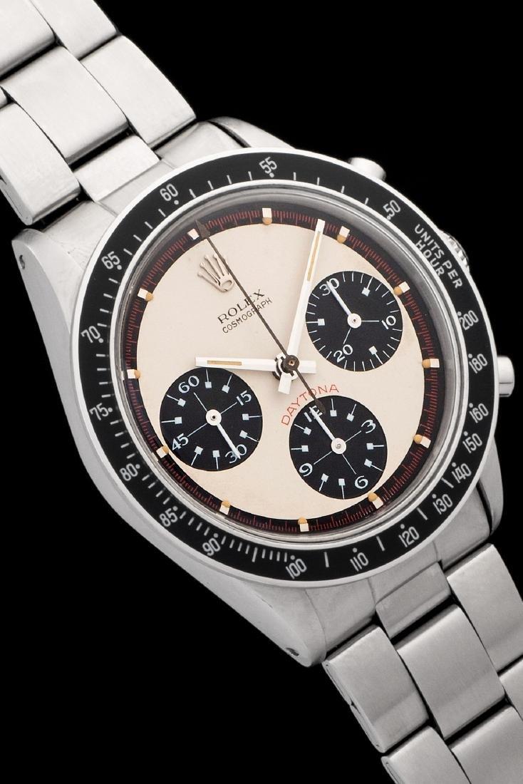 """Rolex Daytona 6241 """"Paul Newman Panda"""" - 4"""