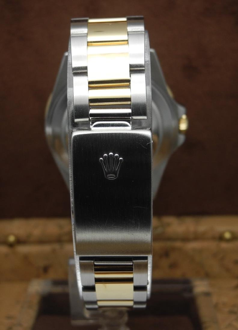 Rolex GMT-Master II 16713 Rootbeer in Two Tone Case - 4