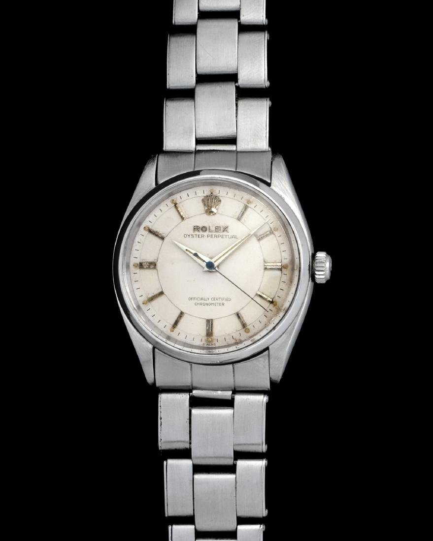 Rolex Oyster Perpetual 6564 Sector Dial on Bracelet