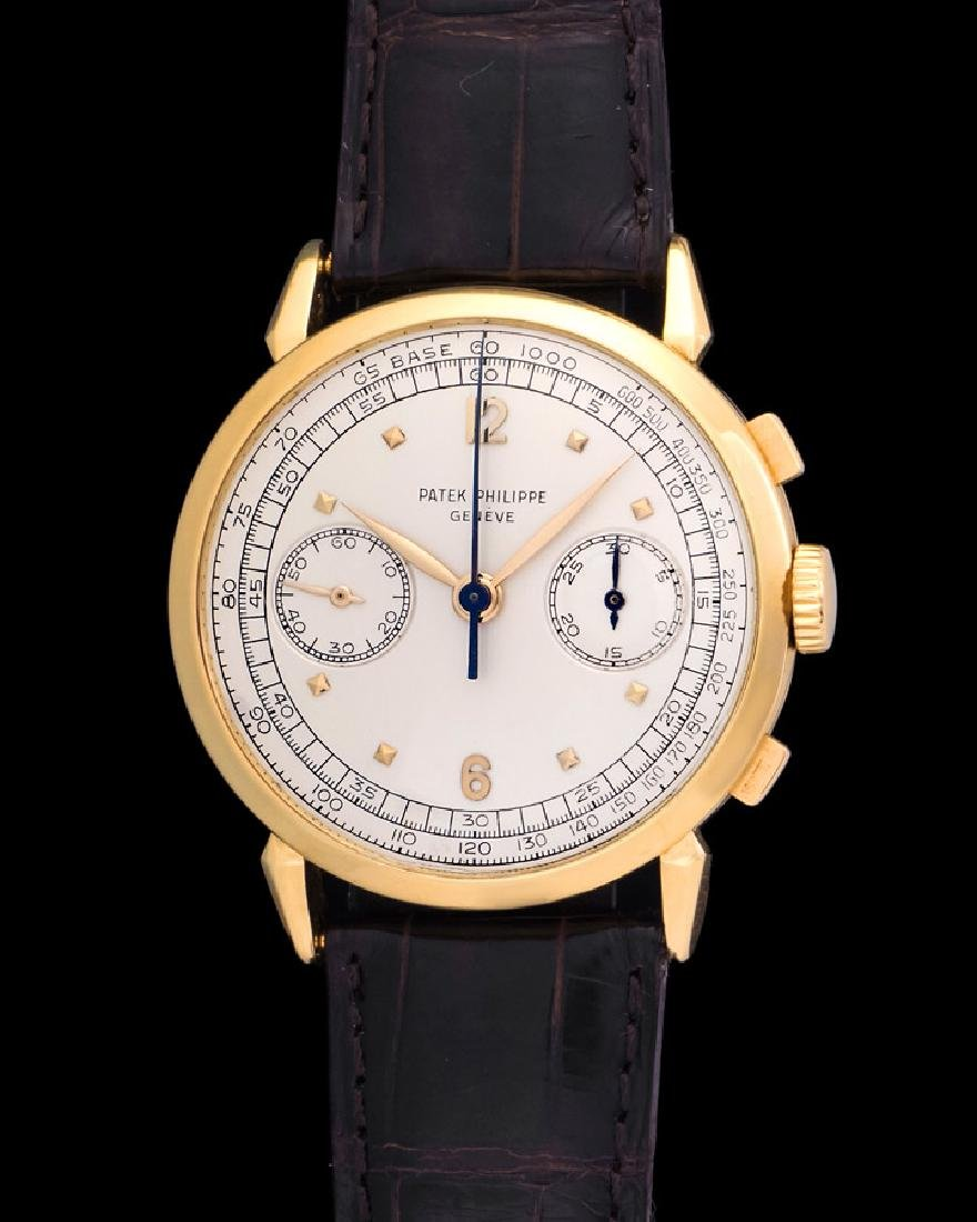 Patek Philippe Chronograph 1579 with Extract of Archive