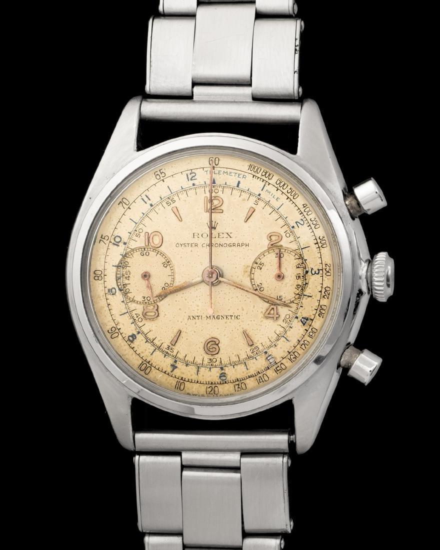 "Rolex Oyster Chronograph 4500 ""Monoblocco"" Manual"