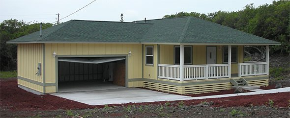 395: New Hawaii Home, Discovery Harbour, Lot 395