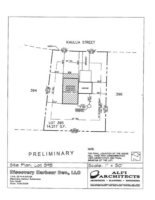 395: New Hawaii Home, Discovery Harbour, Lot 395 - 3