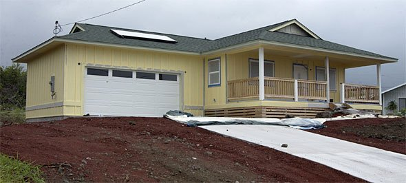450: New Hawaii Home, Discovery Harbour, Lot 450