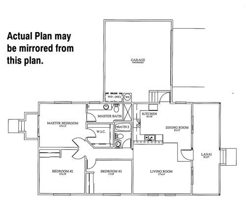 530: New Hawaii Home, Discovery Harbour, Lot 530 - 2