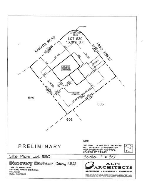 530: New Hawaii Home, Discovery Harbour, Lot 530 - 3