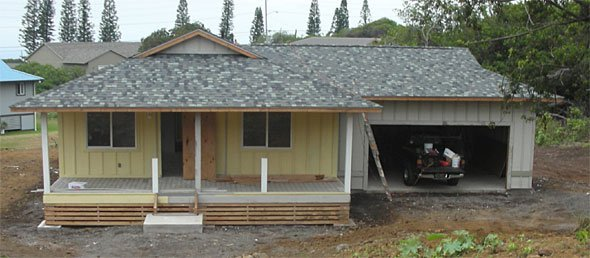 535: New Hawaii Home, Discovery Harbour, Lot 535