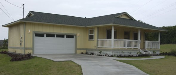 540: New Hawaii Home, Discovery Harbour, Lot 540