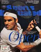 ROGER FEDERER Signed Full-Issue Sports Illustrated