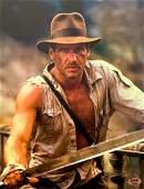 """INDIANA JONES"" Harrison Ford signed 11x14 Photo"