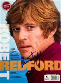 "ROBERT REDFORD Signed ""Closer"" Collector's Edition"