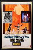 GYPSY Original LE 1962 Movie Poster wsigned 8x10 by