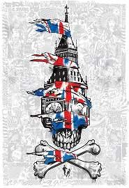 PREFAB 77 'Big Ben Tatters' Archival Pigment Print