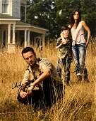 The Walking Dead Season 1 Cast Signed 16x20 Photo