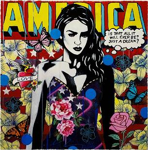 COPYRIGHT America Archival Pigment Print