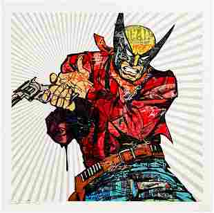 DILLON BOY Dances with Wolverine Western Graffiti