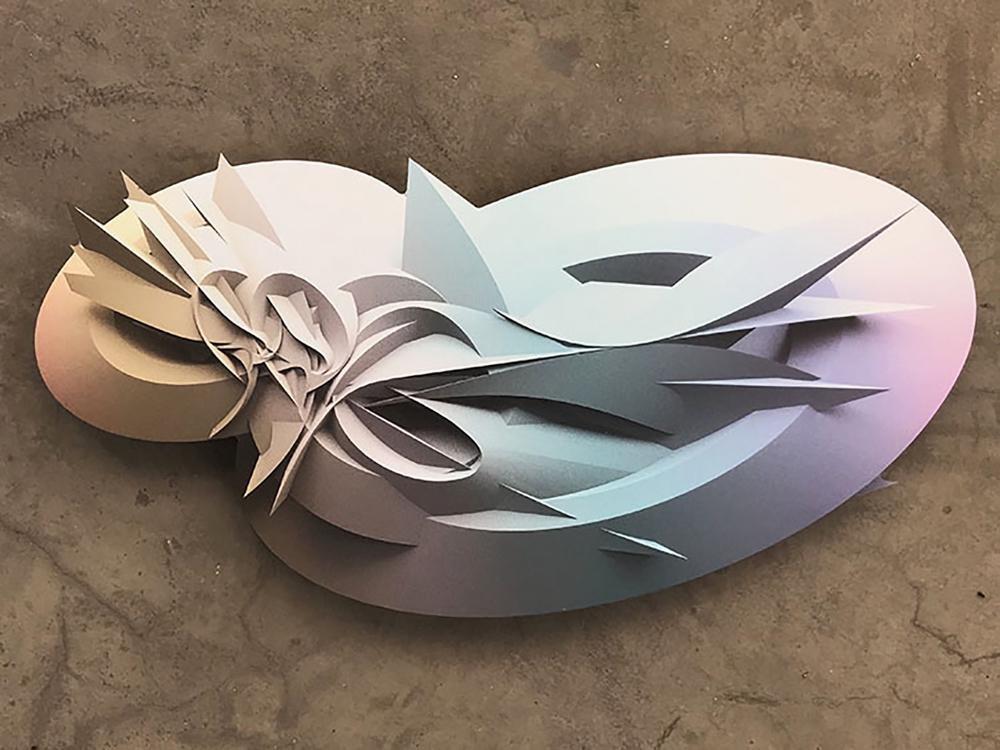 PEETA x Clash Customs 'Neptune' Shaped Aluminum