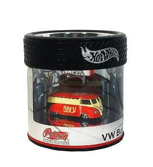 SHEPARD FAIREY x Hot Wheels 'OBEY VW Microbus'
