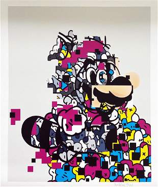 JERKFACE 'Super Jerkio' Archival Pigment Print
