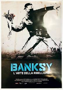BANKSY 'The Art of Rebellion' Original Documentary