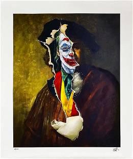 DAVE POLLOT 'The Comedy of Tragedy' (Joker) Giclée on