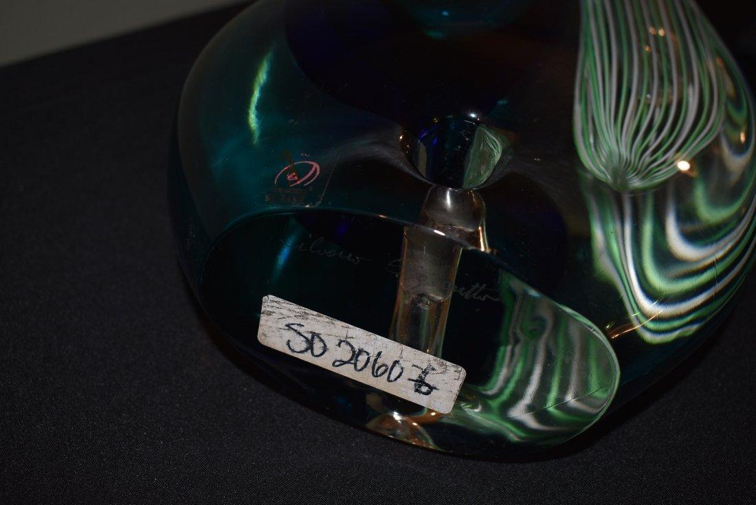 Silvano Signoretto Large Murano Glass Vase - 5