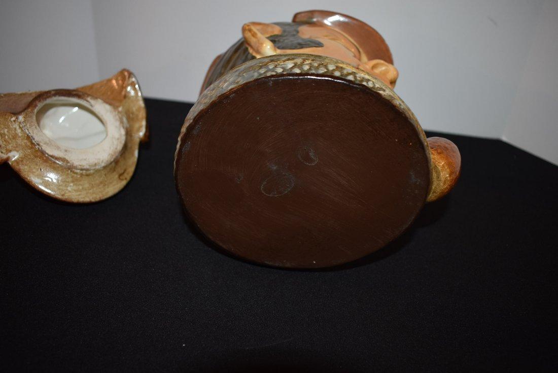 Vintage Sherlock Holmes Humidor Tobacco Jar - 5