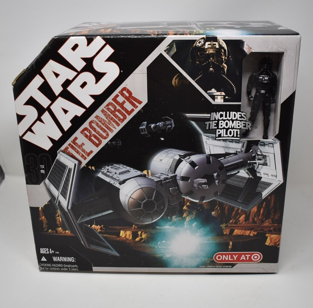 Hasbro Star Wars Episode I Tie Bomber NEW SEALED