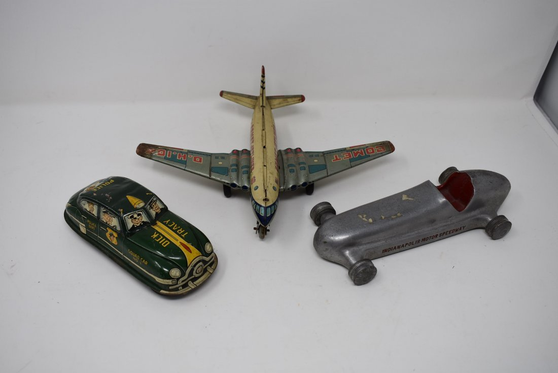 Lot of 3 Vintage Toys