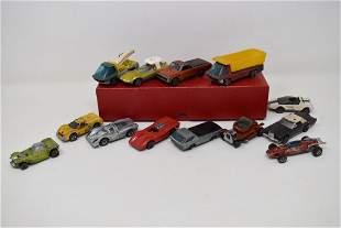 Group of 13 Hot Wheels Redline Cars