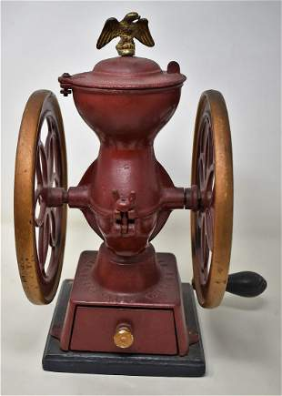 Vintage Enterprise Philadelphia Coffee Grinder