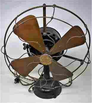 Vintage General Electric Alternating Current Fan