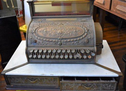 Cash Registers & Adding Machines