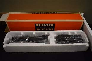Lionel 6-18003 D, L & W Locomotive and Tender in Box
