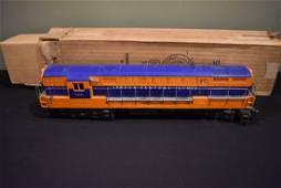 Vintage Lionel 2341 Jersey Central Locomotive
