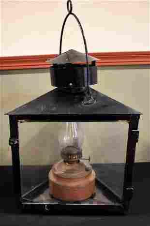 USLHS Large 2 Piece Maritime Lighthouse Lantern
