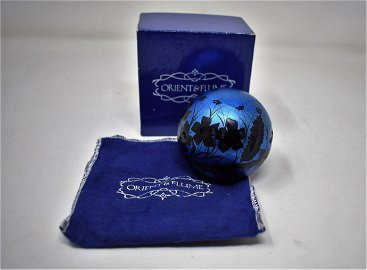 Orient & Flume Paperweight in Box