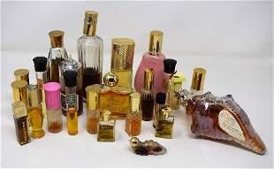 Lot of Vintage Perfume
