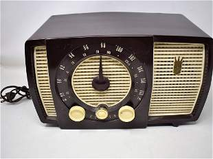 Vintage Zenith S-22922 Radio