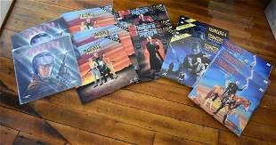 "Lot of 14 Full Moon ""Trancers"" Laser Discs"